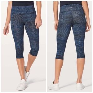 Lululemon | Wunder Under Hi-Rise 1/2 Tight